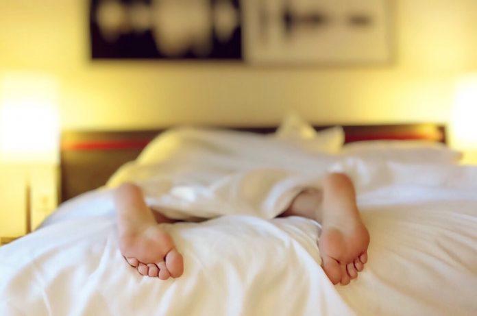 Posición para dormir