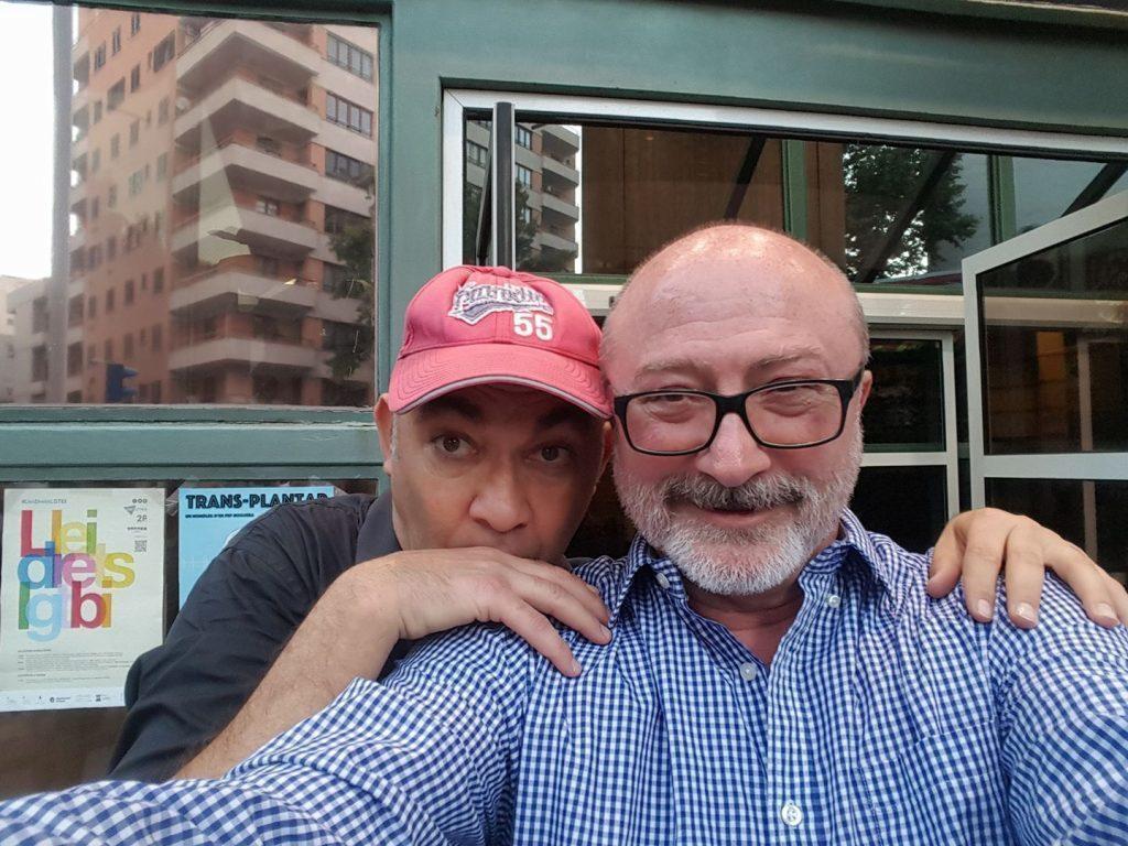 Toni Socias y Pep Noguera