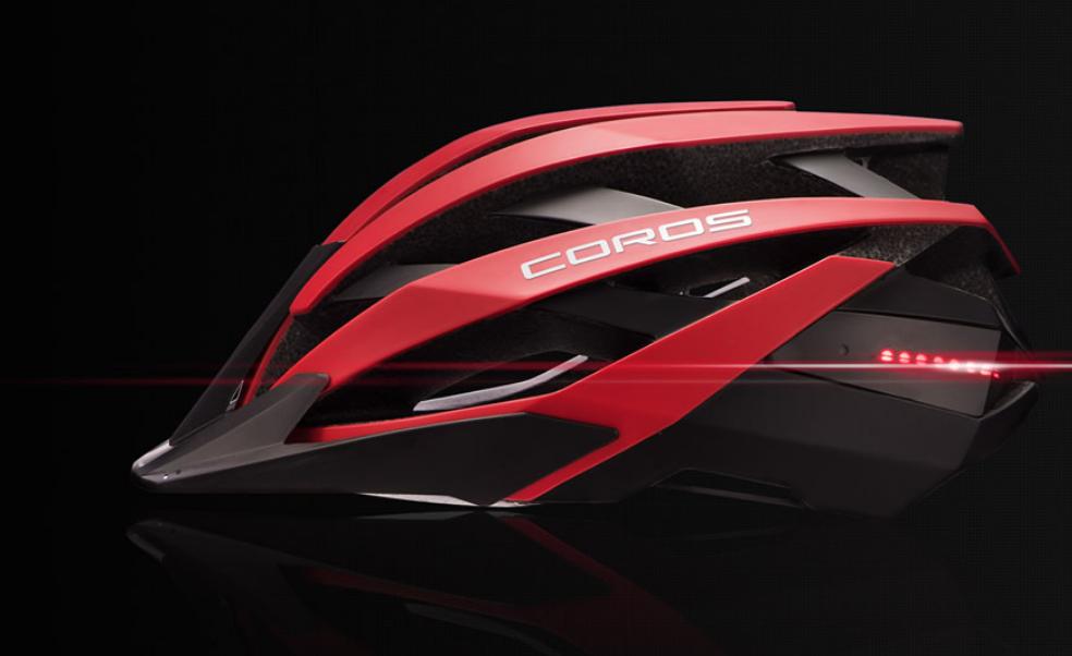 Coros Omni smart helmet