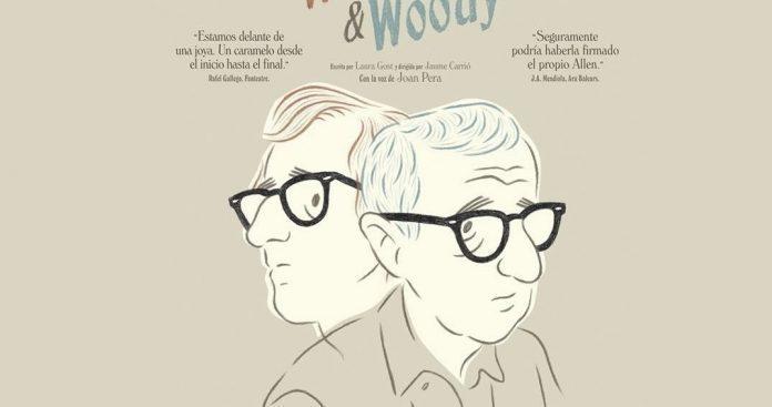 'Woody & Woody' ganador mejor corto premios goya