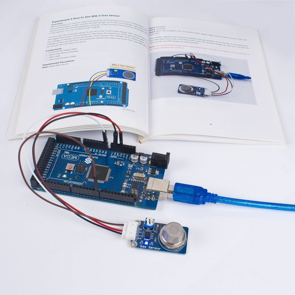 Arduino Smart Home Internet of Things Kit V2.0