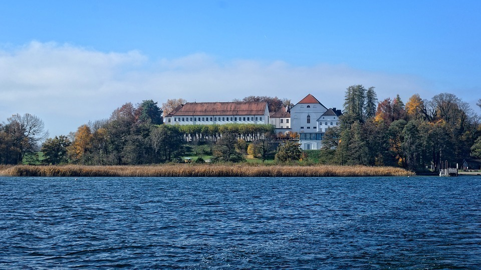 ISLA DE HERRENCHIEMSEE