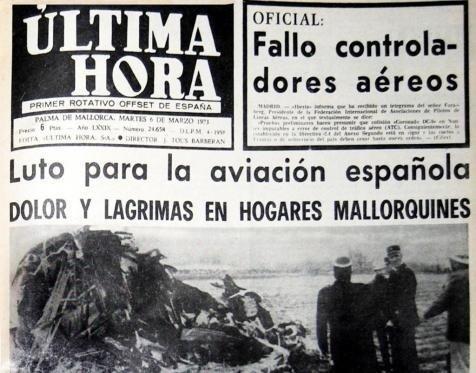portada Ultima Hora tragedia Nantes