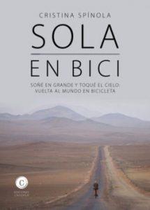 Libro de Cristina Spínola