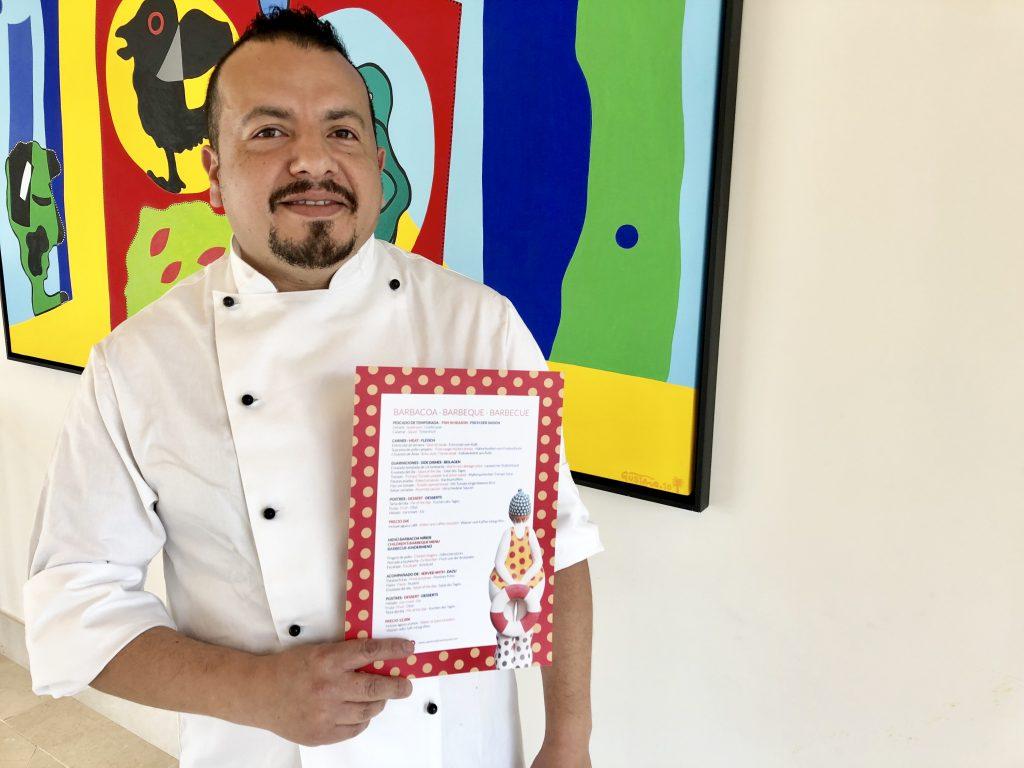 Fernando Palomino Cheff