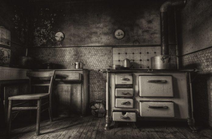 cocina misterio