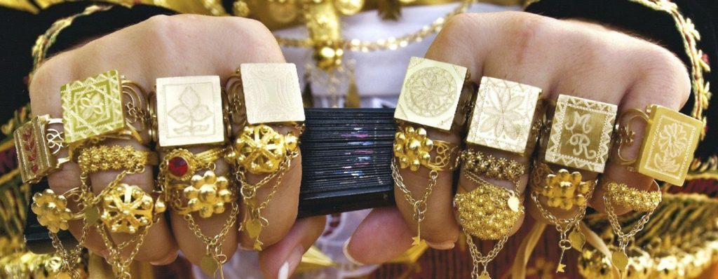 Elisa Pomar anillos