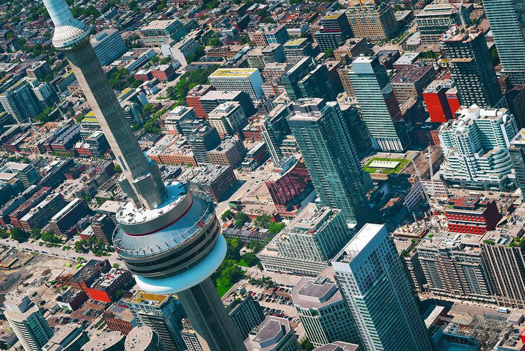 Toronto, ciudad sensible