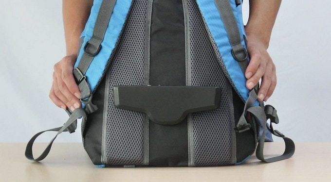 Ventila Backpack Ventilation Fan