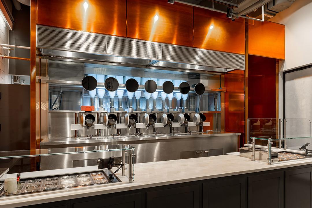 Spyce, restaurante con chef robot