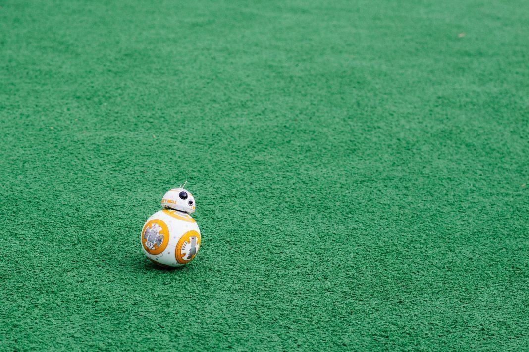 Contstruye tu propio robot de Star Wars