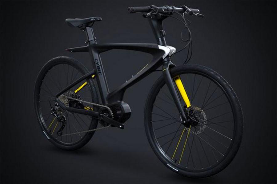 e-bike Cybic E-Legend