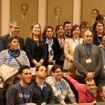 Ana Pastor con representantes de Down Madrid y Aura 1 (1)